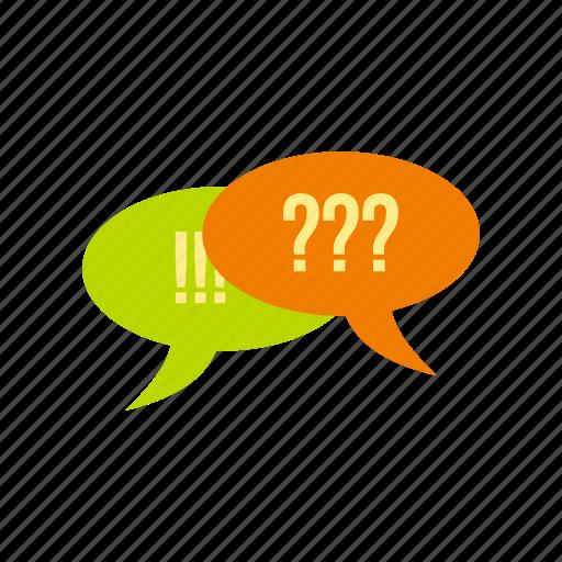 blank, bubble, communication, message, shape, speech, talk icon