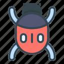 virus, bug, malware