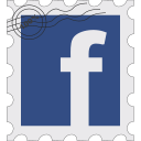 facebook, fc, media, postage, social icon