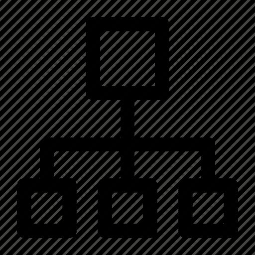 management, organization, team icon icon