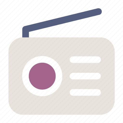 Audio, radio, tool icon icon - Download on Iconfinder