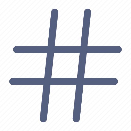 Essentials, hash, hashtag, signs, social, tag icon icon - Download on Iconfinder