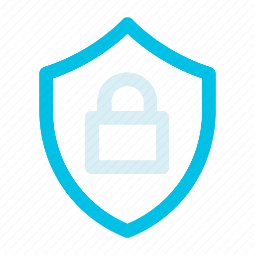 authority, lock, safe, security, shield icon icon