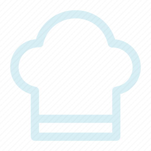 cap, chef, cook, cooking, food icon icon
