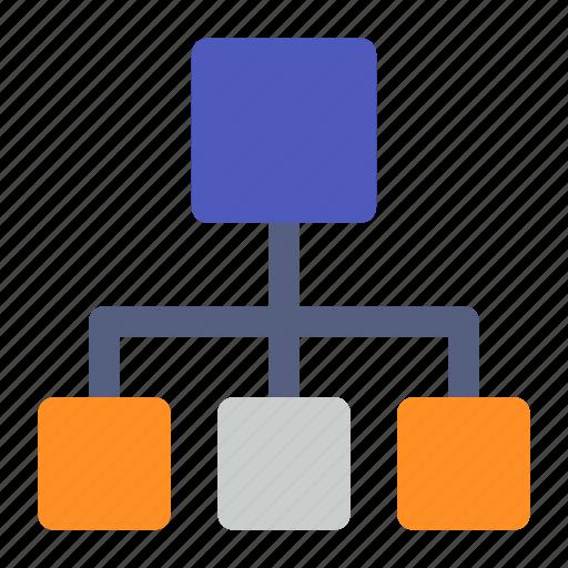 Management, organization, team icon icon - Download on Iconfinder