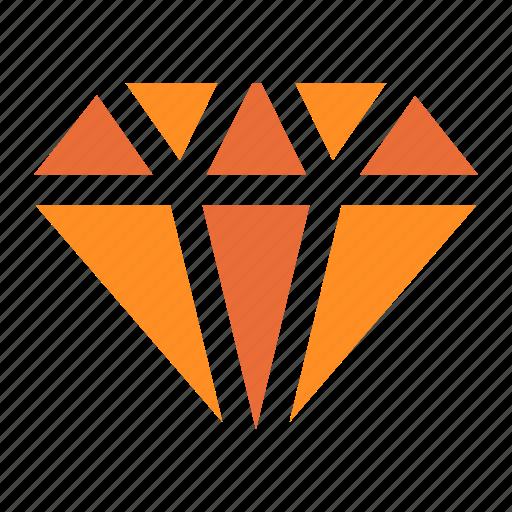 diamond, ecommerce, jewelry icon, quality icon