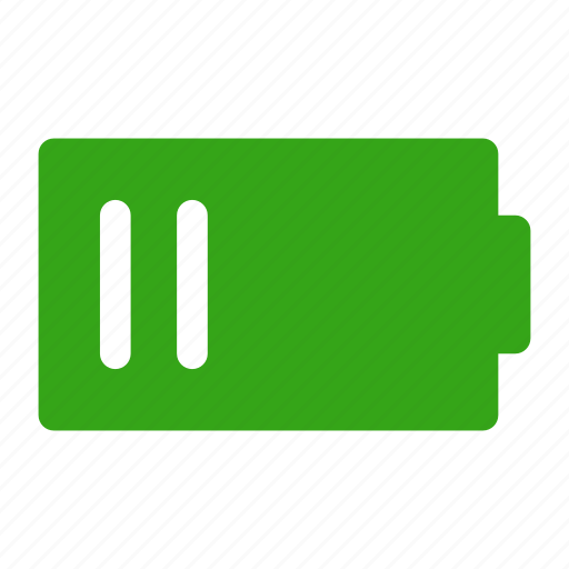 battery, electricity, simple icon icon