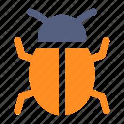 animal, bug, insect, virus, virus bug icon icon