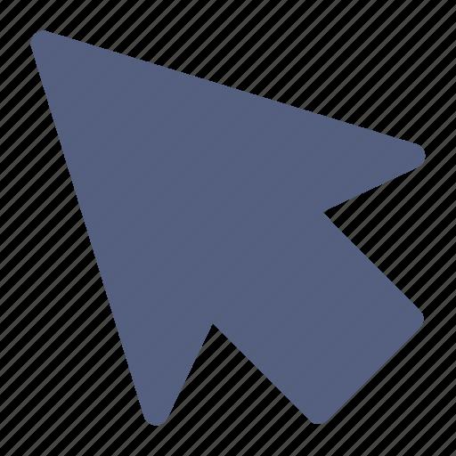 arrow, click, cursor, mouse icon icon