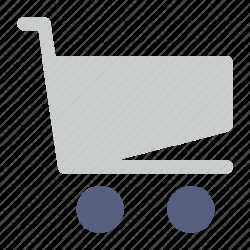 basket, cart, shopping, shopping cart icon icon
