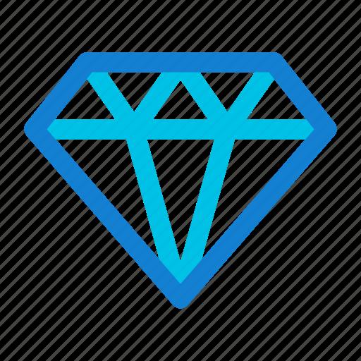 Diamond, ecommerce, jewelry icon icon - Download on Iconfinder