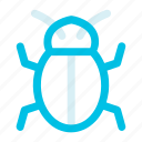 animal, bug, insect, virus, virus bug icon icon
