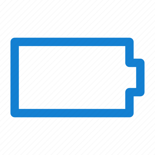 battery, simple icon icon