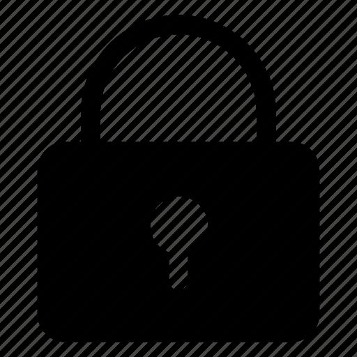 lock, locked, login icon icon