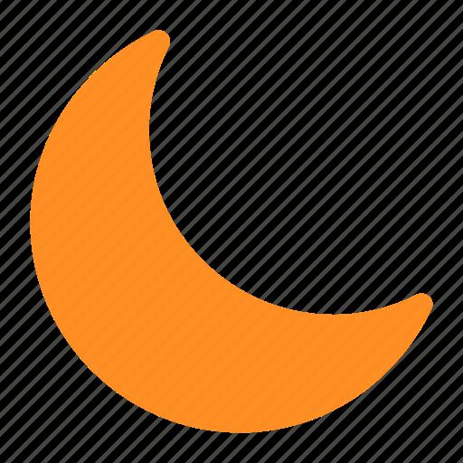 moon, night, sleep icon icon