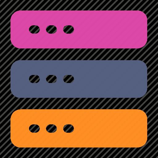 rack, server icon icon