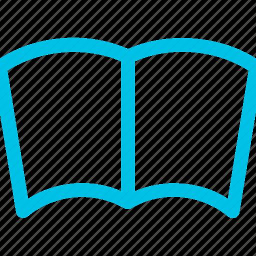book, read, study icon icon