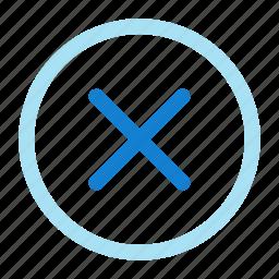 cancel, cross, interface icon icon