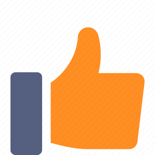 favorite, like, thumb up, thumbs, thumbs up icon icon