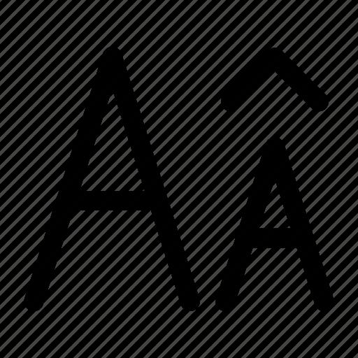 aa, alphabet, creative, design, font, grid, image, line, paint, photo, shape, size, style, words, write icon icon