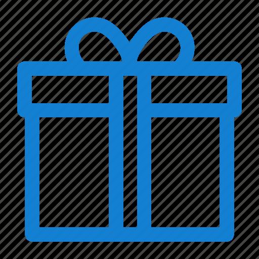 box, gift, holidays icon icon