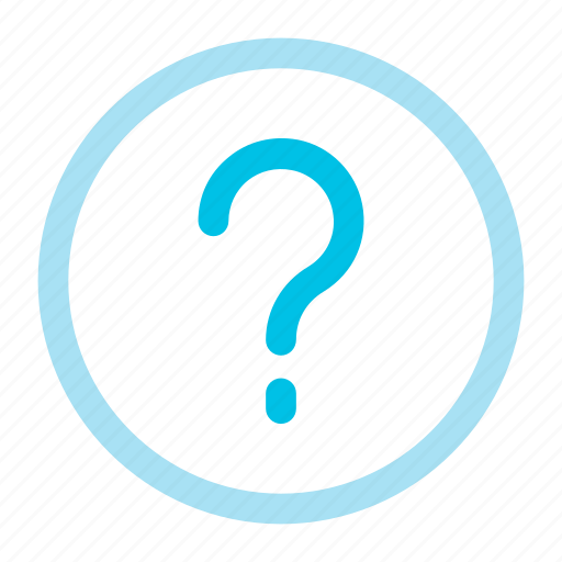 Faq, help, question icon icon - Download on Iconfinder