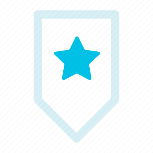 basic, favorite, special, star icon icon