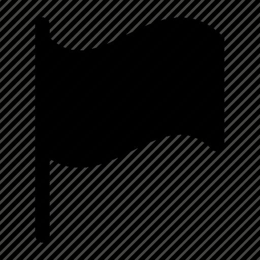Alert, flag, warning icon icon - Download on Iconfinder