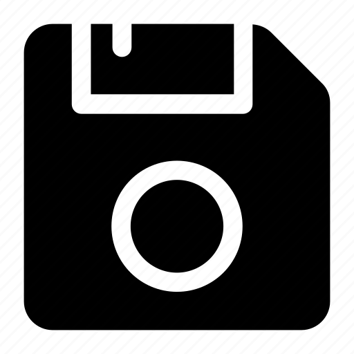 Disk, diskette, floppy, floppy disk icon icon - Download on Iconfinder