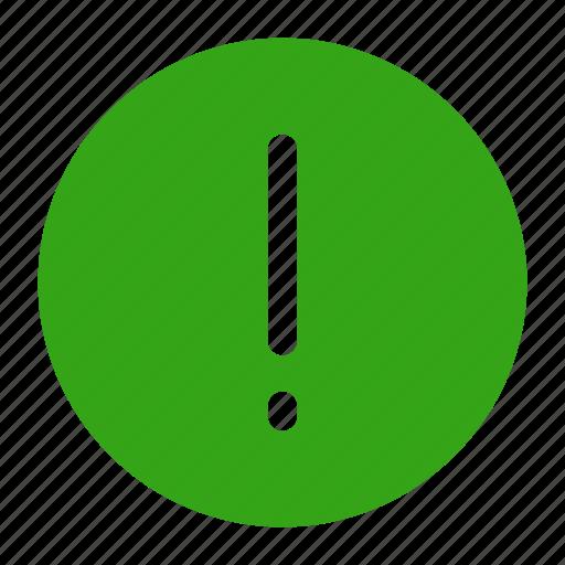 Alert, attention, error icon icon - Download on Iconfinder