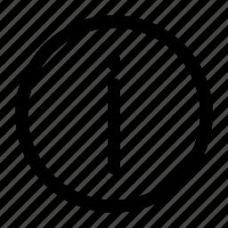 circle, info, information icon icon