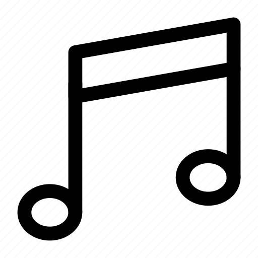 music, musical note, note icon icon
