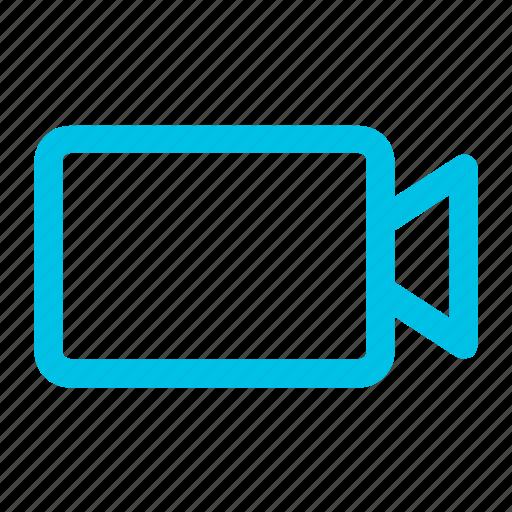 camera, device, video icon icon