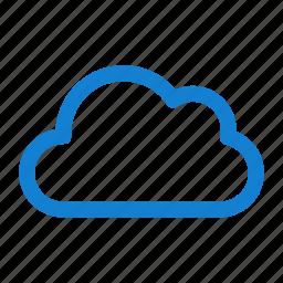 cloud, data, storage icon icon