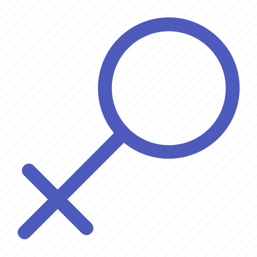 Female, gender, sign, woman icon icon - Download on Iconfinder