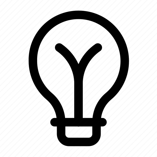 Bulb, idea, light, light bulb icon icon - Download on Iconfinder