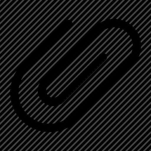 clip, paper clip, paperclip icon icon