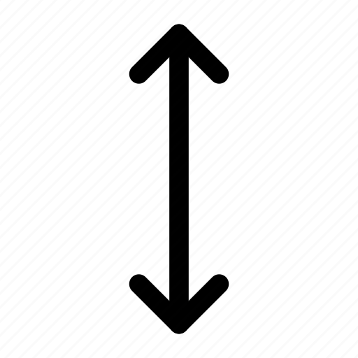 arrow, custom, down, up icon icon