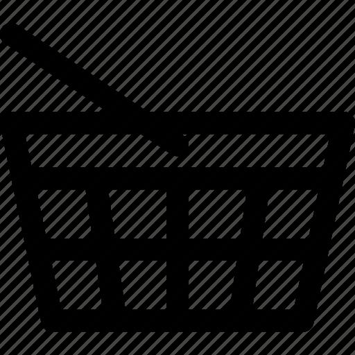 basket, buy, checkout, groceries, retail, shop, shopping icon