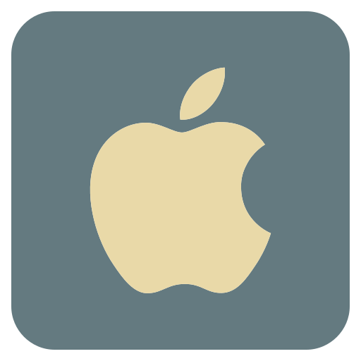 Apple, media, social icon - Free download on Iconfinder