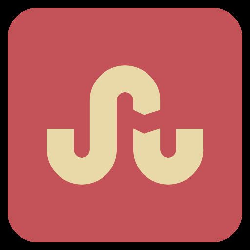 Media, social, stumbleupon icon - Free download