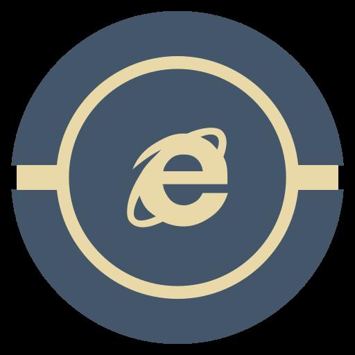 edge, media, social, vintage icon