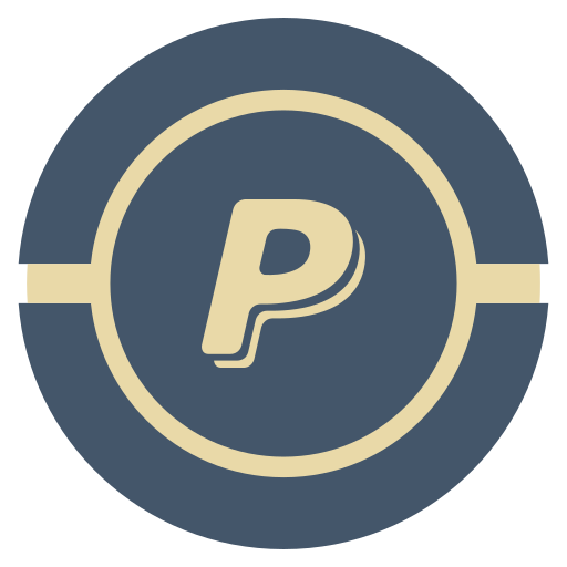 Media, paypal, social, vintage icon - Free download