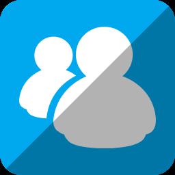 messenger, msn icon