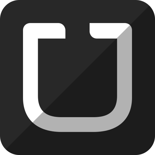 Uber icon - Free download on Iconfinder