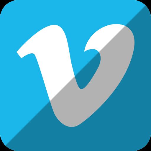 vimeo, vine icon