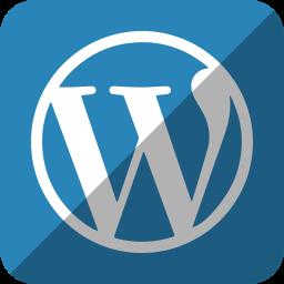 press, word, wordpress icon
