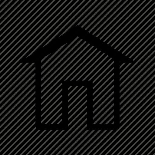 dashboard, home, main page icon