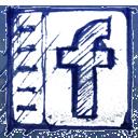 Visite no Facebook