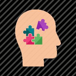 analyze, business, management, problem, solution, solving, success icon